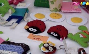 Feria de artesanos de Torrejón