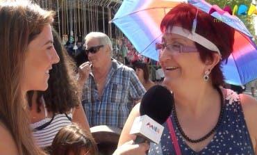Video- El mercadillo de Torrejón de Ardoz