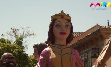 Fiestas de Alcalá 2014: Gigantes y cabezudos