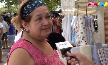 Video- El mercadillo de San Fernando de Henares
