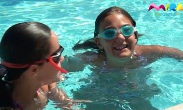 Las piscinas de Torrejón