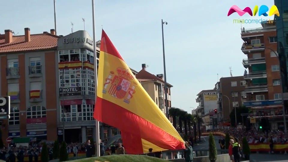 Los torrejoneros podrán jurar la bandera en las Patronales