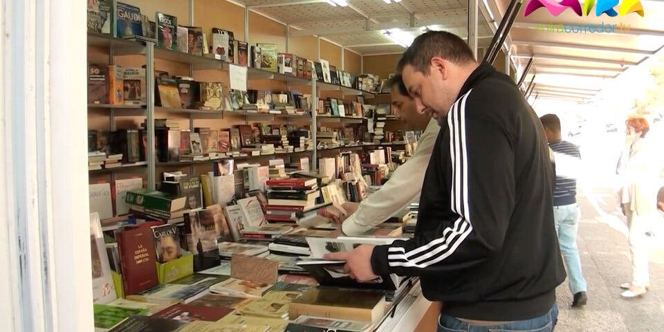 Video- Feria del Libro Antiguo de Alcalá de Henares