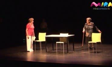 Video- Los abuelos del teatro en San Fernando de Henares