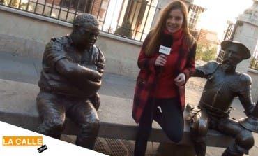 Video- La Calle Opina en Alcalá: ¿Por qué leemos tan poco?