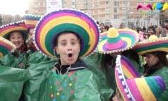 Carnaval infantil en Coslada