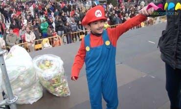 Carnaval infantil en Torrejón