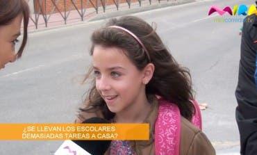 Video- La Calle Opina en Meco: ¿Demasiados deberes para casa?
