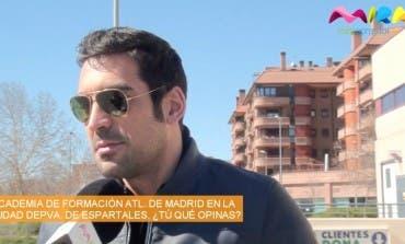 Video- El Atlético quiere crear una Academia de Fútbol en Alcalá