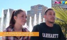 Video- ¿Quieren los jóvenes de Coslada el centro Garaeta?