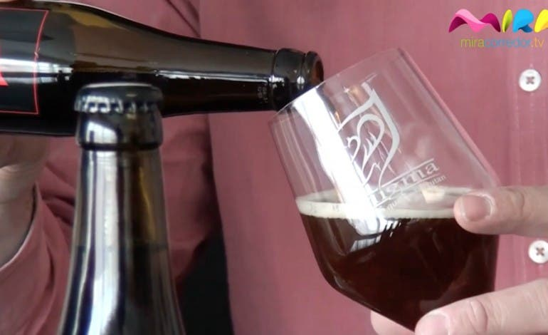 Video- Enigma, la cerveza de Alcalá de Henares