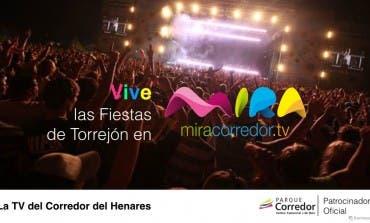 MiraCorredor.tv y Parque Corredor te ofrecen las Fiestas de Torrejón