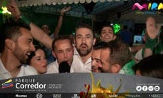 Vídeo- Fiestas de Torrejón 2015: Una noche de fiesta con las peñas