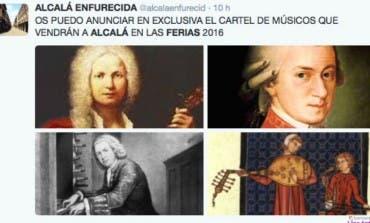 ¿Qué modelo de Ferias quieres para Alcalá? Las redes sociales opinan