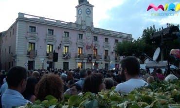 Video- Ferias Alcalá 2015: Pregón, peñas y ambiente nocturno