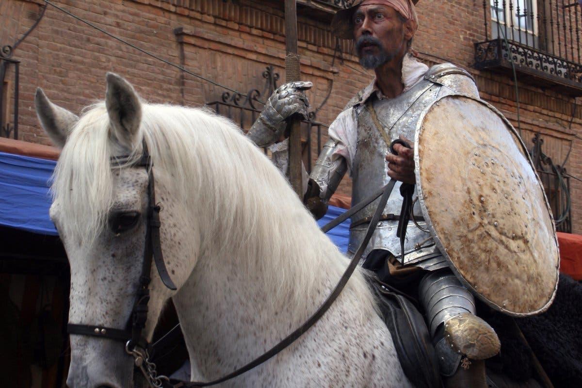Podemos Alcalá de Henares propone un Mercado Cervantino sin animales