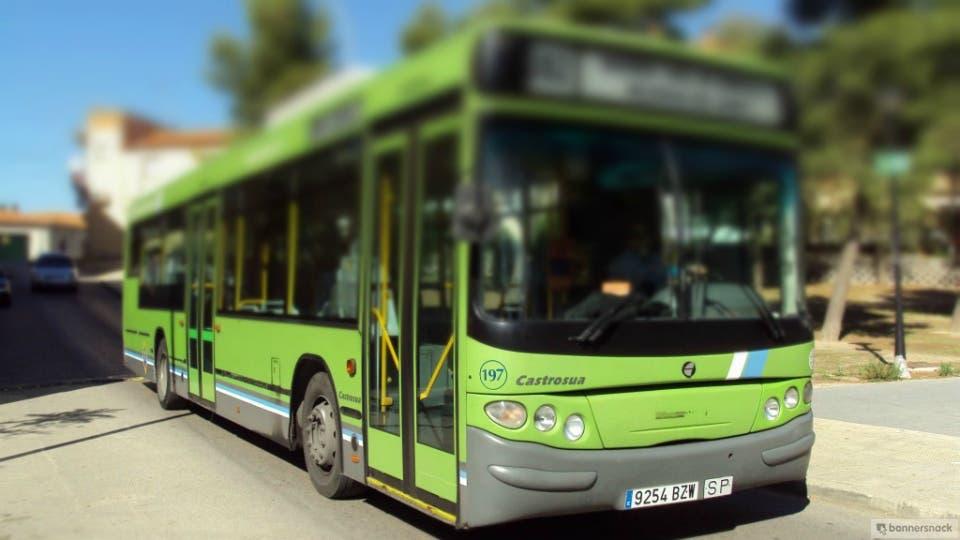 Incremento de autobuses nocturnos en Mejorada del Campo