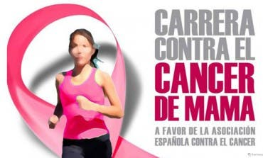 El domingo: Carrera contra el Cáncer de Mama en Alcalá