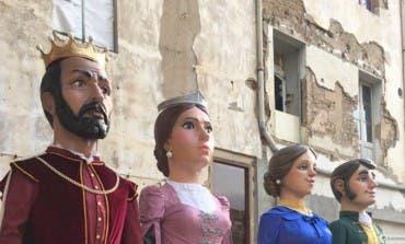 Torrejón acoge el II Encuentro de Gigantes y Cabezudos