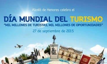 Alcalá celebra el Día Mundial del Turismo con visitas guiadas gratuitas