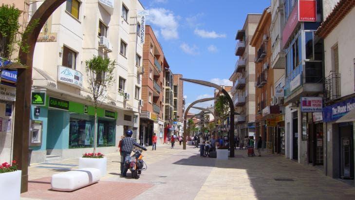 Historia de una fotograf a calle enmedio torrej n a os - Fotos de torrejon de ardoz ...