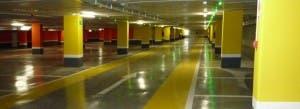 aparcamiento subterráneo