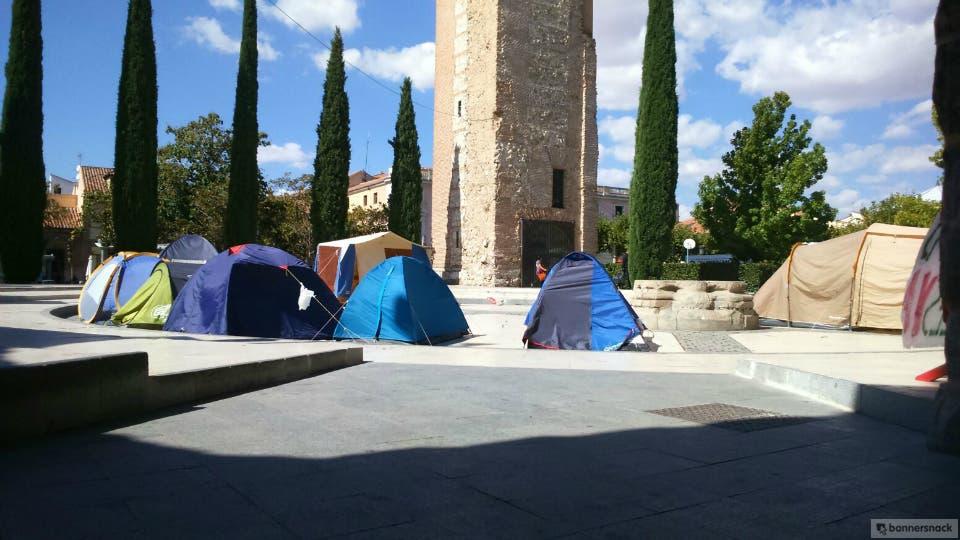 acampada-alcala-de-henares