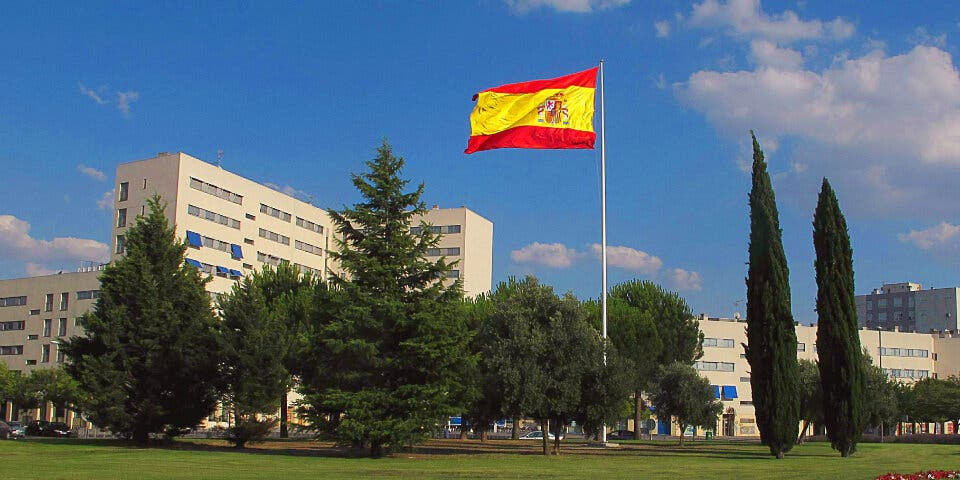 ¿Dónde está la bandera de España que robaron en Coslada?