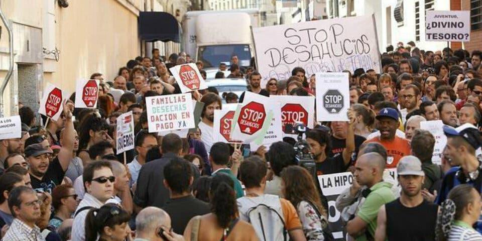 Primera medida del Ayuntamiento de Alcalá contra los desahucios
