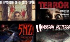 Nuestras propuestas para Halloween: pasajes del terror, marcha zombie...