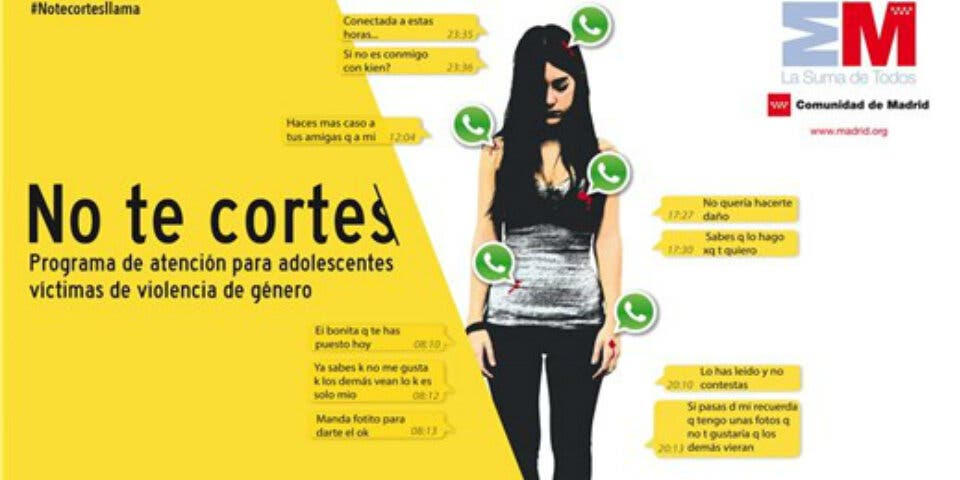 Coslada contra la violencia de género entre adolescentes