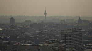 contaminación madrid efe