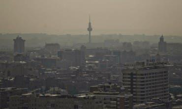 Madrid vuelve a limitar la velocidad este martes por contaminación