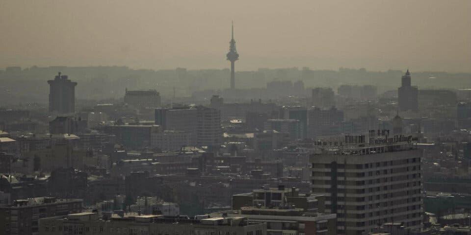 Madrid prohíbe circular a más de 70km/h por contaminación