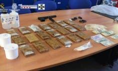 Tres detenidos en Meco en la mayor operación policial contra la heroína