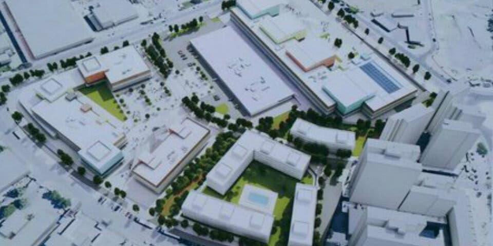 Luz verde al nuevo centro comercial Garaeta en Coslada
