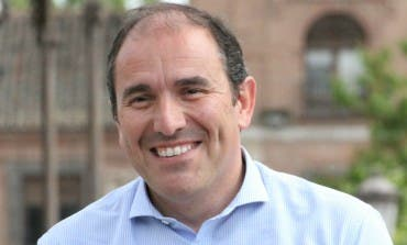 Javier Bello, ex alcalde de Alcalá, dimite