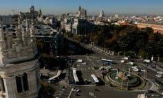 Si vas al centro de Madrid... hoy está prohibido aparcar