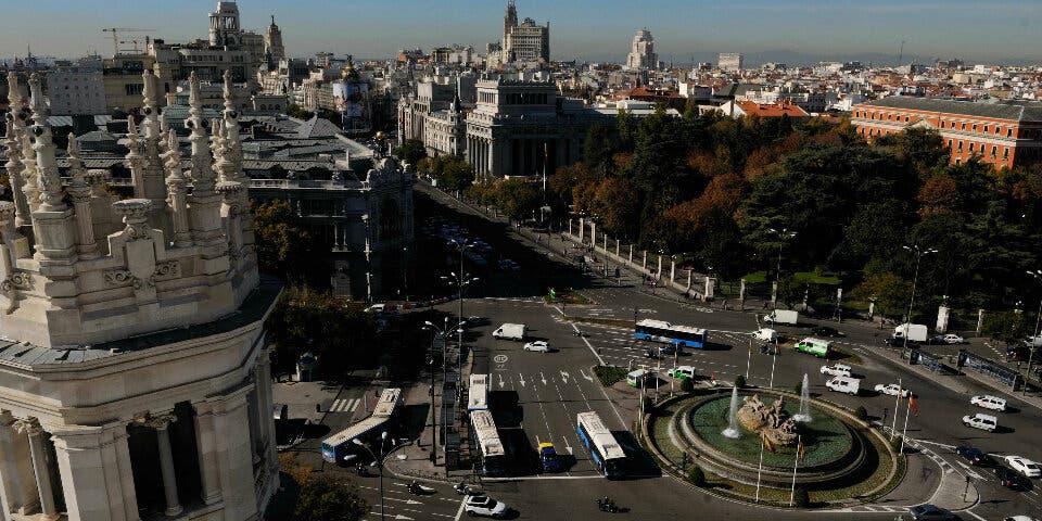 Si vas al centro de Madrid… hoy está prohibido aparcar