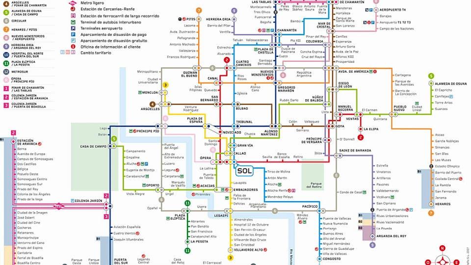 Las obras del metro provocan grietas en 300 viviendas de - Viviendas en torrejon de ardoz ...