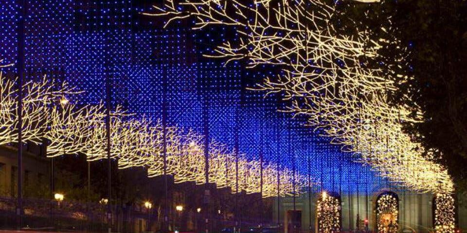 Madrid encenderá las luces de Navidad el 27 de noviembre