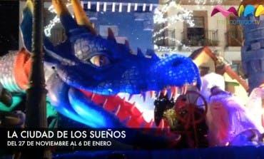 Video- El encendido de La Ciudad de los Sueños en Torrejón