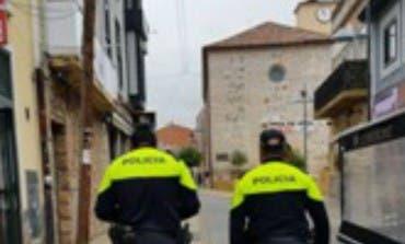 La policía de Mejorada ya patrulla a pie de barrio