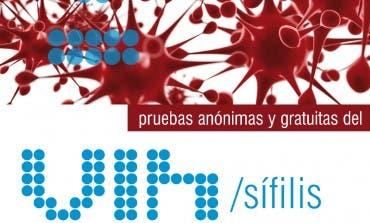 Nuevo servicio de prueba rápida del VIH y Sífilis en Alcalá