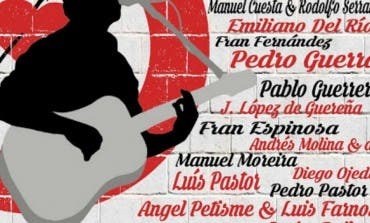 Cita con grandes cantautores desde este fin de semana en Alcalá