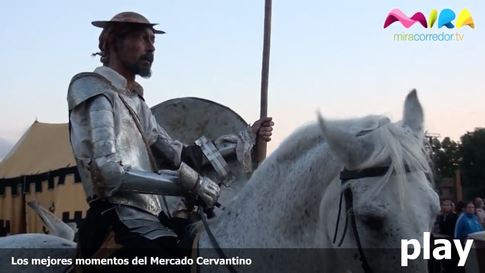 Lo mejor del año en Alcalá de Henares en vídeo MiraCorredor.tv