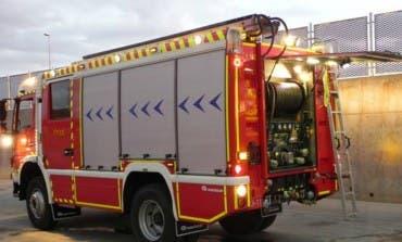 Fallece una anciana en un incendio en Coslada