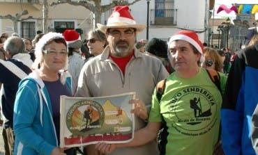 Video- El Camino de Cervantes llega a Valdeavero