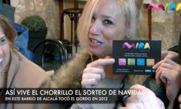 Video- Así vive El Chorrillo de Alcalá el sorteo de Navidad