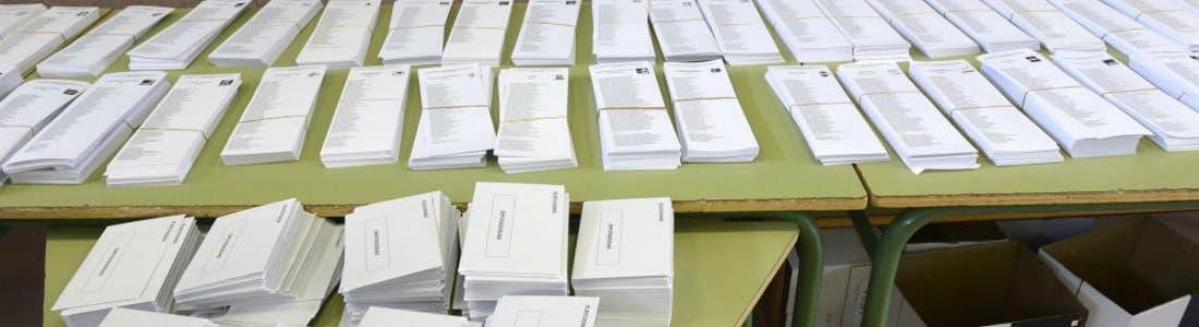 Ma ana viernes ltimo d a para votar por correo for Oficina correos coslada